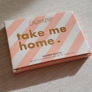 Colourpop Take Me Home Palette